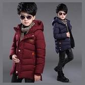 兒童棉服男 兒童裝男童冬裝棉服外套2021新款中大童男孩春季韓版洋氣【快速出貨八折搶購】