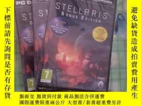 二手書博民逛書店Stellaris:罕見BONUS Edition 羣星 BON