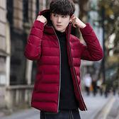 冬天加絨夾克冬天加厚韓版休閒上衣 棉襖型男韓版男士百搭外衣 羽絨棉服冬季冬裝男生男款外套