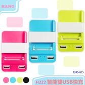 ☆HANG 3in1 智能雙USB快充/充電器/TWM台哥大 Amazing X5/小米 紅米 2/BenQ B506