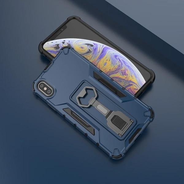 蘋果 iPhoneXS Max iPhoneXR iPhone7 iPhone8 Plus SE 2020 機械手臂 手機殼 支架 防摔 保護殼