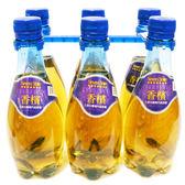 【SEVEN STAR】七星白葡萄氣泡香檳飲料(寶特瓶)370ml*6入  保存期限:2020.04.08