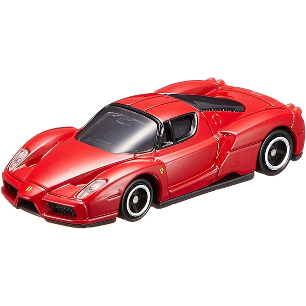 TOMICA 多美小汽車NO.011 Enzo Ferrari_TM011A3