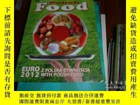 二手書博民逛書店POLISH罕見FOOD【波蘭美食】Y16997 出版2012