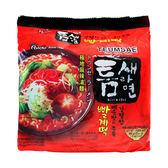 韓國PALDO極地麻辣湯麵120g*5包【愛買】