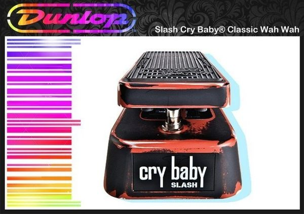 【小麥老師 樂器館】 Dunlop MXR SC95 Slash Cry Baby Classic Wah 娃娃 踏板