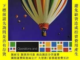 二手書博民逛書店Operations罕見And Supply Chain Management Global EditionY