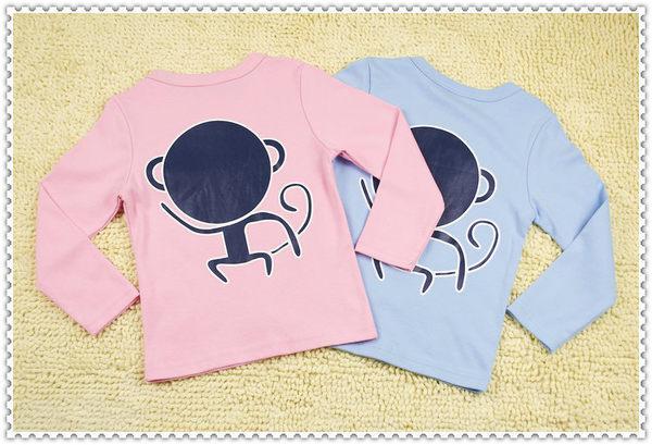 韓版《俏皮小猴子》百搭長袖上衣