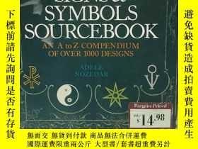 二手書博民逛書店The罕見Illustrated Signs & Symbols
