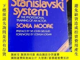 二手書博民逛書店The罕見Stanislavski System【有點破損】Y28297 Sonia Moore 著 Pen