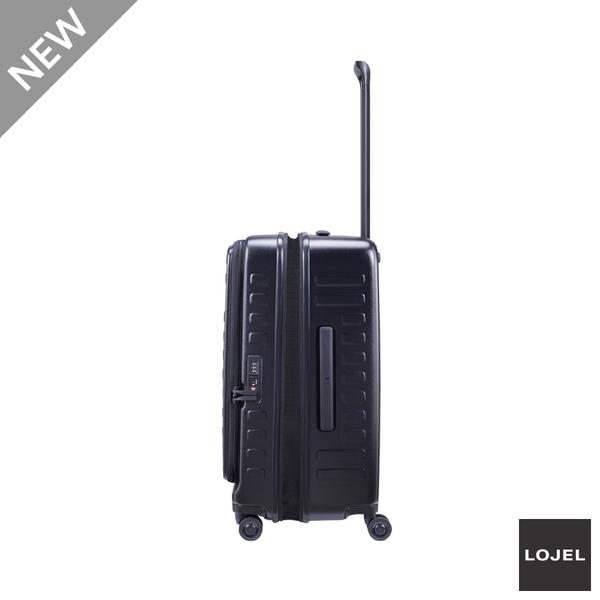 //超人氣// LOJEL CUBO 前開式擴充箱 旅行箱行李箱 26吋- 美冠皮件 Traveler Station