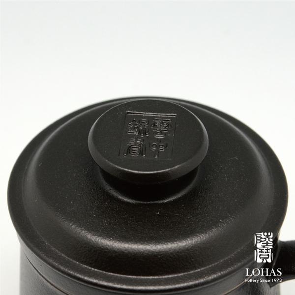 陸寶【雲中錦書蓋杯 】獨享辦公陶杯 超值伴手禮