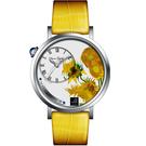 梵谷Van Gogh Swiss Watch梵谷演繹名畫女錶 S-SLS-01 向日葵