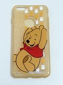 正版授權 迪士尼/Disney Apple iPhone 6/iPhone 6S(4.7吋) 軟式手機保護殼 閃粉系列 2款