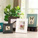 相框-實木歐式相框掛墻6寸7寸方形3寸創意兒童相片照片墻畫框擺台相架 雙12交換禮物