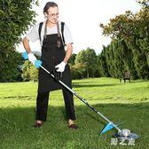 割草機  無刷充電式電動割草機背負多功能家用打草機草坪機園林除草機 KB9976【野之旅】