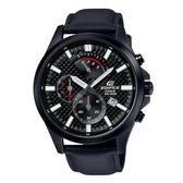 CASIO EDIFICE/悍將風格運動腕錶/EFV-530BL-1A
