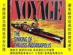二手書博民逛書店FATAL罕見VOYAGE(the sinking of the