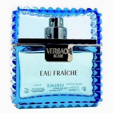 Versace Eau Fraiche 凡賽斯 雲淡風輕男性淡香水 100ml【七三七香水精品坊】