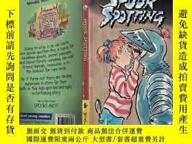 二手書博民逛書店spook罕見spotting 幽靈偵察Y200392