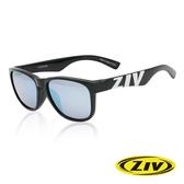 ZIV 優視 FLOATING 太陽眼鏡/海邊用『亮黑框/紫電冰藍REVO』F10-3001 遮陽必備 海灘 開車 度假