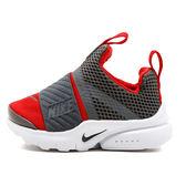 Nike Presto Extreme 男 女 黑 紅 幼童 運動童鞋 慢跑鞋 套襪式 休閒 透氣 緩震 穿脫方便 870019602