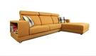 【歐雅居家】阿莉雅L型沙發-進口貓抓布 / 沙發 / 布沙發 /三人沙發 / 獨立筒坐墊