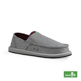 SANUK PICK POCKET FELT 羊毛口袋寬版懶人鞋-男款 1097471 GREY(灰色)