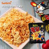 韓國 SamYang 三養 火辣雞肉風味點心麵90g*3包(整袋裝)【庫奇小舖】