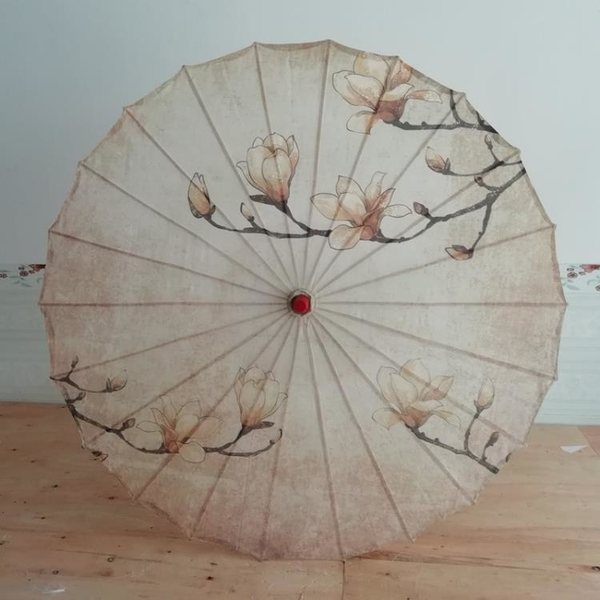 舞蹈演出傘古典油紙傘女漢服傘