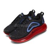 【海外限定】Nike 慢跑鞋 Air Max 720 GS 黑 紅 女鞋 大童鞋 大氣墊 運動鞋 【PUMP306】 AQ3196-009