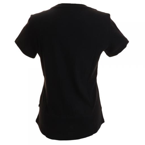 PUMA KA 女裝 短袖 休閒 純棉 透氣 黑 亞規 【運動世界】 84404651