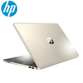 HP 高效能窄邊框輕薄筆電15s-du0003TU-星沙金【愛買】
