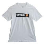 Nike 耐吉 AS M NSW TEE SWOOSH BMPR STKR  短袖上衣 AR5028100 男 健身 透氣 運動 休閒 新款 流行