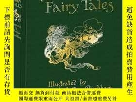 二手書博民逛書店Grimm s罕見Fairy Tales (Calla Edit