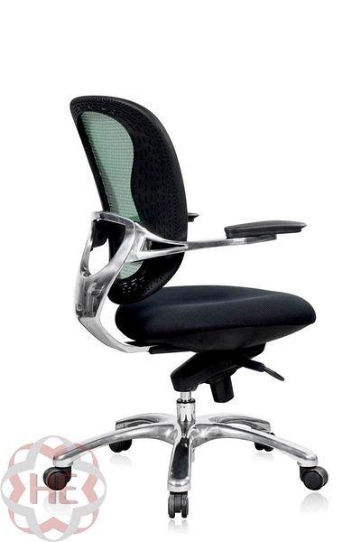KCA02STGB進口網椅(鋁腳)