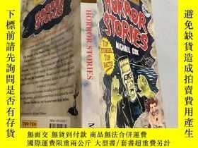 二手書博民逛書店horror罕見stories 恐怖故事Y200392