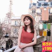 MIUSTAR 多色!韓國7色百搭親膚彈性針織背心(共7色)【NF0179RL】預購