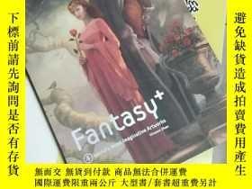 二手書博民逛書店Fantasy罕見Book 4 幻想書4 原版 Y21066 V