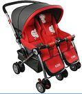 雙人嬰兒手推車雙胞胎推車YG-121...