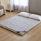 618年㊥大促 全棉榻榻米折疊海綿軟床墊被加厚床褥子單雙人1.5m1.8米1.2經濟型