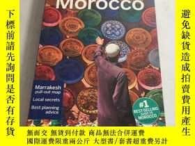 二手書博民逛書店英文原版罕見Lonely Planet Morocco 孤獨星球旅行指南Y25607 Lonely Plane