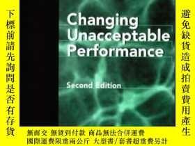 二手書博民逛書店Correcting罕見Unacceptable Performance (workbooks)-糾正不合格性能(