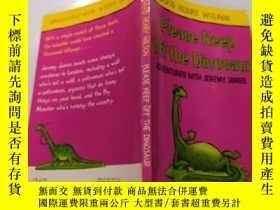 二手書博民逛書店please罕見keep off the dinosaur: 請別碰恐龍Y212829