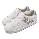 Royal Elastics 休閒鞋 Icon 白 棕 女鞋 懶人鞋 套入式 【ACS】 91912078