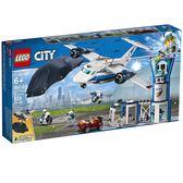 LEGO樂高 City 城市系列 航警航空基地_LG60210