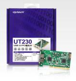 [ 中將3C ] UPMOST 登昌恆 UT230 USB 3.0 PCI擴充卡 UT-230