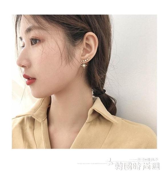 s925純銀簡約小巧2020新款潮高級感網紅耳飾耳環女小耳垂適合耳釘 新年禮物