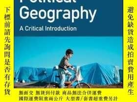 二手書博民逛書店Political罕見Geography: A Critical IntroductionY410016 Sa