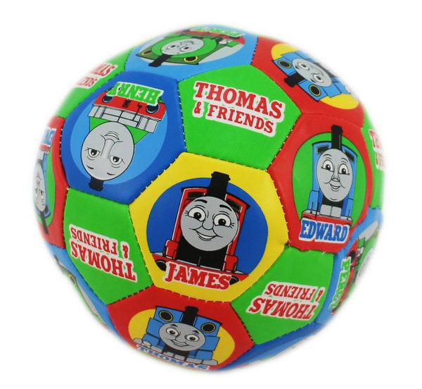 【卡漫城】 Thomas 軟球 單售 ㊣版 湯瑪士小火車 海綿球 Ball 安全玩具 兒童 幼童 火車頭 運動 足球